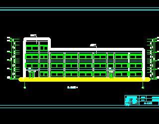 四层幼儿园结构毕业设计计算书及图纸