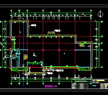 扣件式钢管脚手架工程毕业设计(计算书、图纸、方案)