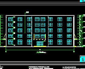五层框架科教艺术楼毕业设计计算及图纸(含开题)