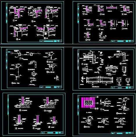 建筑结构图集_钢结构建筑构造标准全套图集 - 结构图集 - 土木工程网