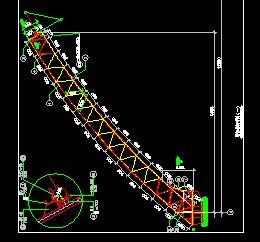 桁架结构节点详图