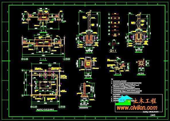 主变压器基础施工图免费下载-地基基础wow湿地尼尔奥雷的没有图纸图片
