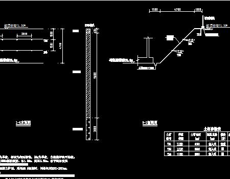 8米深基坑土钉墙支护施工图