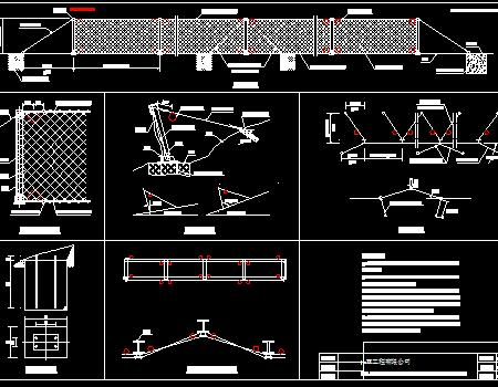 RX型被动防护系统优乐娱乐安装标准图