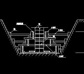 独立柱基模板详图