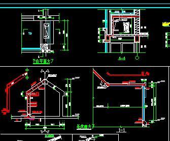 住宅楼工程结构施工详图