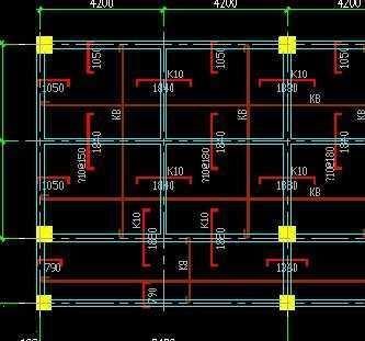 小学结构设计图