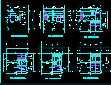 钢楼梯设计图纸