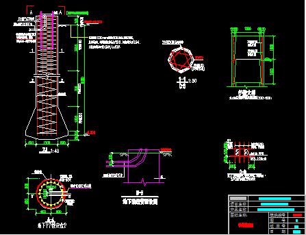 人工挖孔桩设计详图