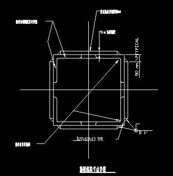 粘钢结构节点详图