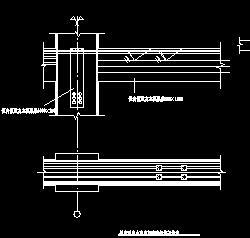 预应力筋端部构造节点详图