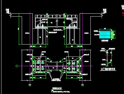 钢结构连廊设计施工图纸