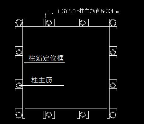 钢筋工程常用CAD图纸