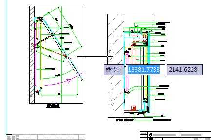 广告灯箱内部结构图