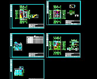 农村自建房屋设计图图片