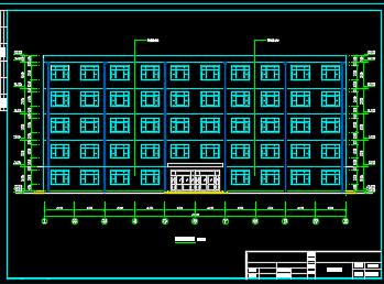 3500平米五层小学教学综合楼龙八娱乐网上娱乐