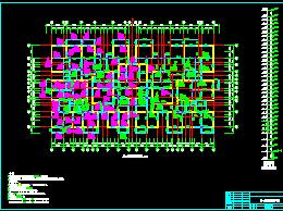 30层剪力墙结构住宅楼结构施工图纸