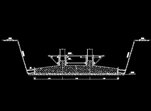 模板分项工程常用CAD图纸