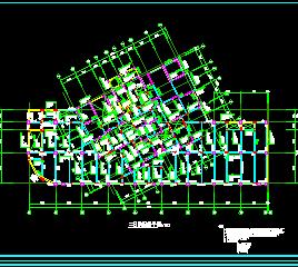 高层剪力墙结构住宅楼结构施工图纸