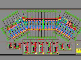 四十七层商业住宅楼结构施工图