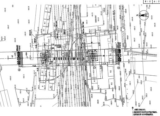 路网接线工程桥梁施工图纸