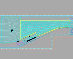 地基处理分区图