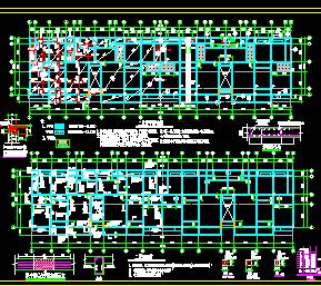 某多层住宅结构全套设计图纸
