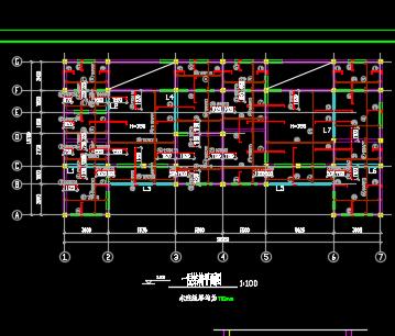 二层农村自建别墅结构施工图纸