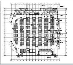 购物中心主体结构工程验收施工总结
