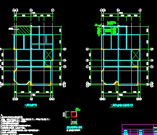 某别墅改造加固工程基础结构施工图纸