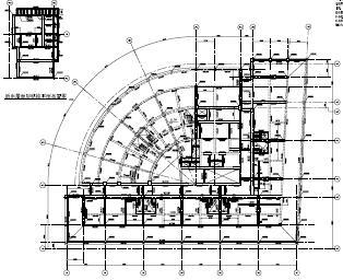 某框剪结构酒店结构加固施工图纸(pdf)