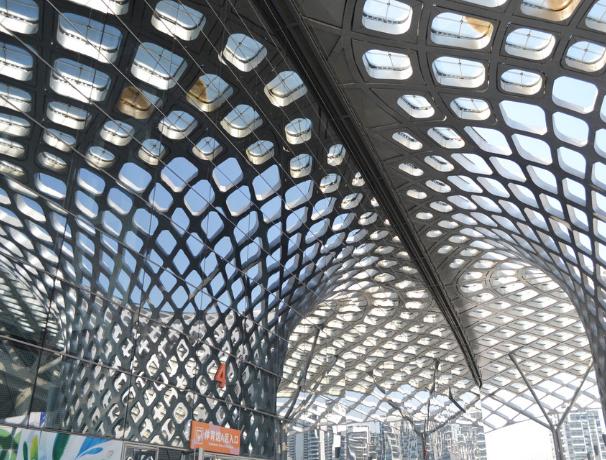 土木工程结构专业生产实习报告