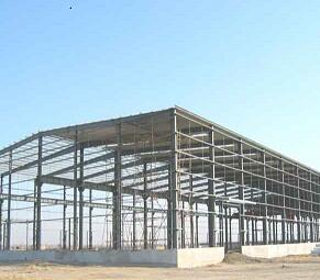单层钢结构工业厂房毕业实习报告