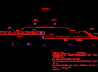 一级公路毕业设计(计算书、图纸、施组)