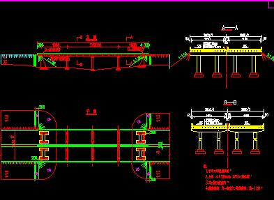 预应力混凝土空心板简支桥梁毕业设计(含计算书)