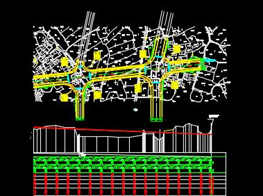 道路桥梁毕业设计_道路工程毕业设计(说明书、土方量计算表、图纸)免费下载 ...