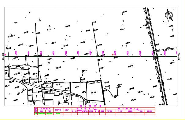 全长3.5km路基宽度28米四车道公路毕业设计(含图纸、说明书 )