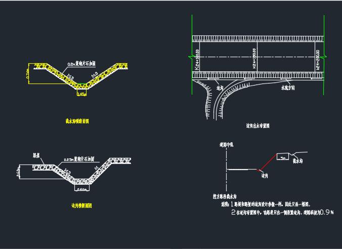 3500m双向六车道高速公路毕业设计(含说明书、开题报告、任务书、实习总结、图纸)