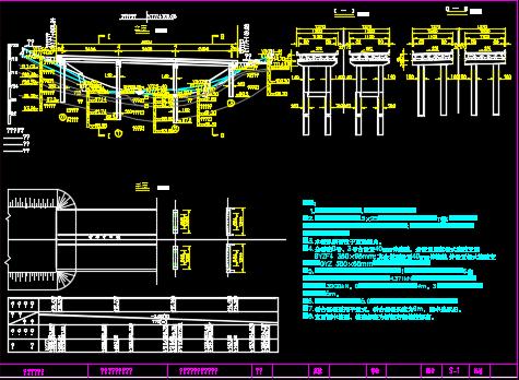 预应力混凝土变截面连续刚构桥梁毕业设计(含图纸)