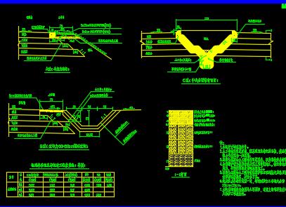 双向四车道高速公路毕业设计(含开题报告、任务书、图纸)