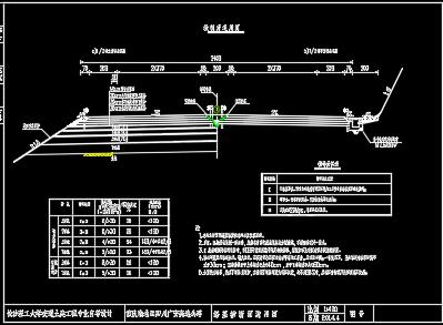高速公路毕业设计