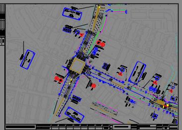 道路改造工程施工图纸