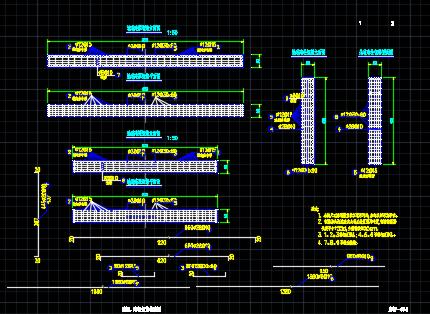 人行地下通道设计图