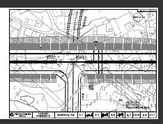 教育园区道路工程施工图设计(PDF格式)