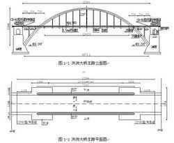 洪雅县洪州大桥检查报告