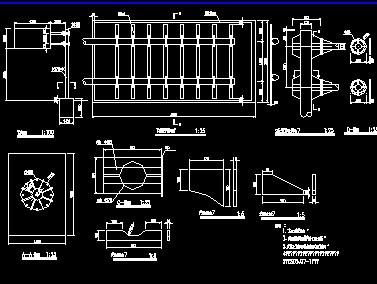 标志标线结构设计中专免费下载-其它图纸图纸毕业想学室内设计图片
