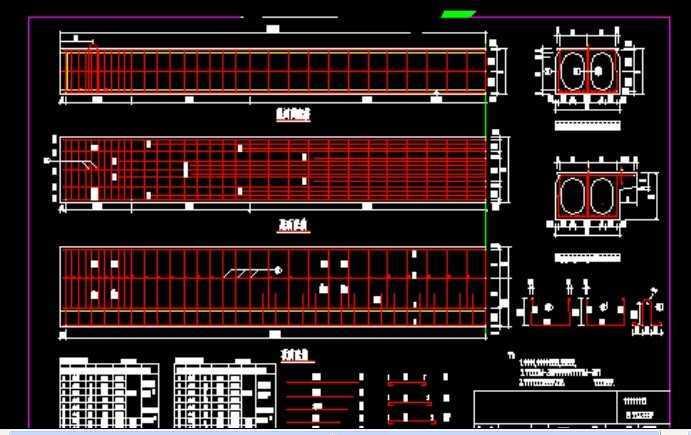 西洋桥梁工程设计图免费下载-桥梁工程afsov桥梁图片