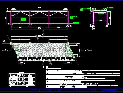 高速公路桥梁跨国道施工方案