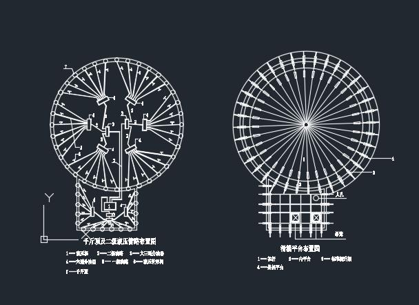 造粒塔滑模施工方案