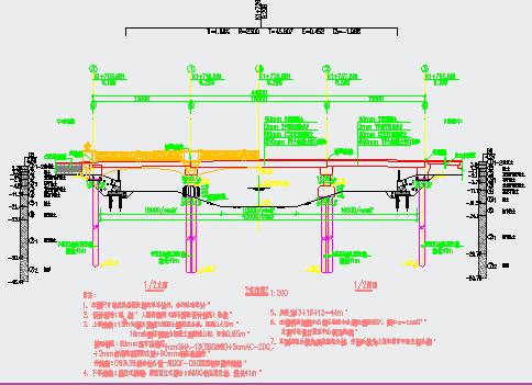 公路新建工程施工图纸
